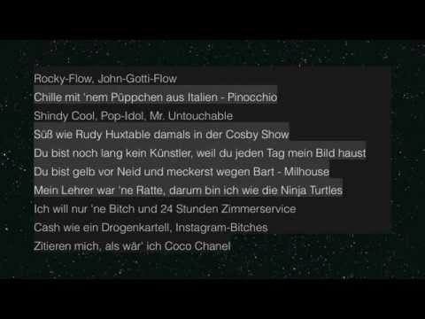 Shindy - Julius Caesar (Official Lyric Video)