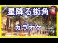 星降る街角  敏いとうとハッピー&ブルー カラオケ  With Romaji KARAOKE