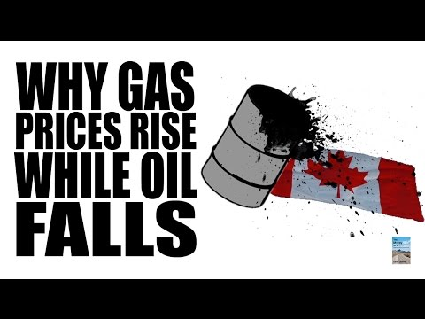Gas Prices Rise Above $5 Gallon While Oil Price at 6 Year Low!