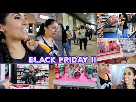 Buscando las Mejores Ofertas de Black Friday con la Mary 👯- Noviembre 24, 2016 ♡IsabelVlogs♡