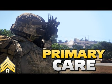 Primary Care - Arma 3 Platoon Medic