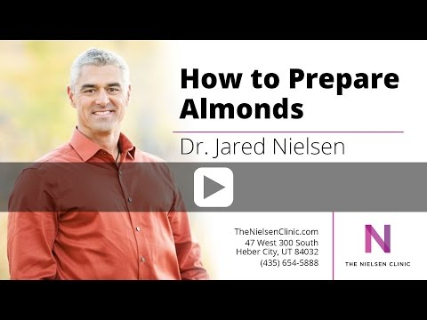 How To Prepare Almonds Correctly