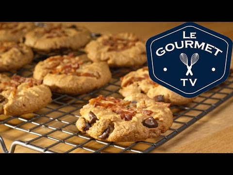 Peanut Butter And Bacon Cookies Recipe