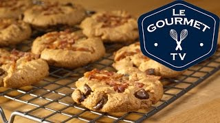 Peanut Butter And Bacon Cookies -recipe - Legourmettv