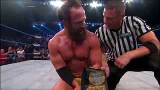 Repeat youtube video Eric Young wins the World Heavyweight Championship (April 10, 2014)
