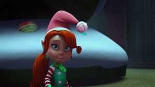 Спасти Санту / Saving Santa - официальный русский трейлер HD (2013)