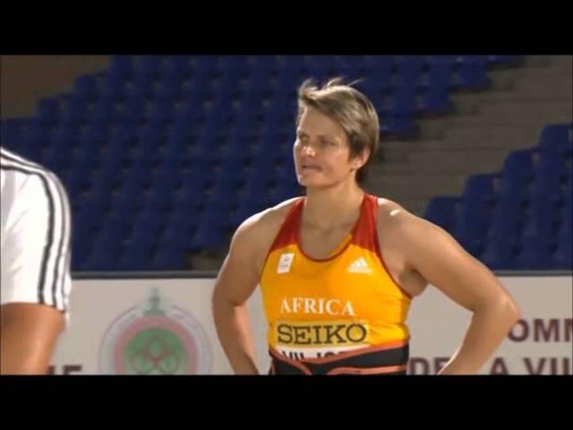 Continental Cup - Sunette Viljoen
