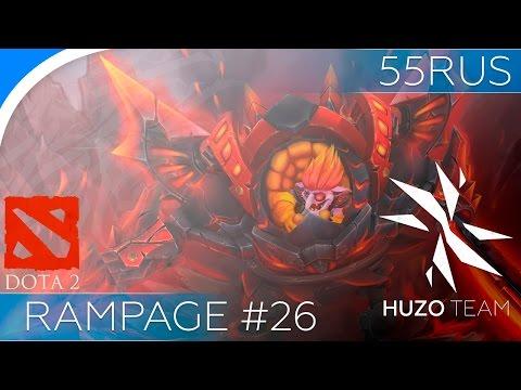 Dota 2. Rampage #26. Timbersaw.
