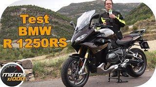 Primera Prueba BMW R1250'RS   Motosx1000