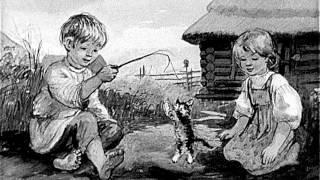 Трогательный рассказ Котёнок Лев Толстой