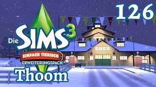Let´s play Die Sims 3 / Haushalt-Thoom ◊ Part 126 - Gewinnen wir das Pferderennen? (DE|HD)