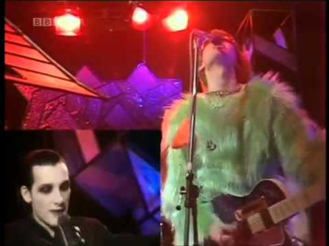 The Damned  'Love Song', Top of the Pops 1979