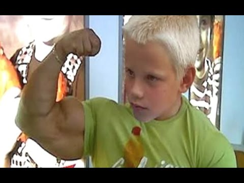 Top 5 Strongest Kids in the World - YouTube