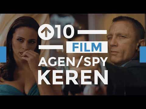 10 Film Agen Rahasia Terbaik   Top Ten List