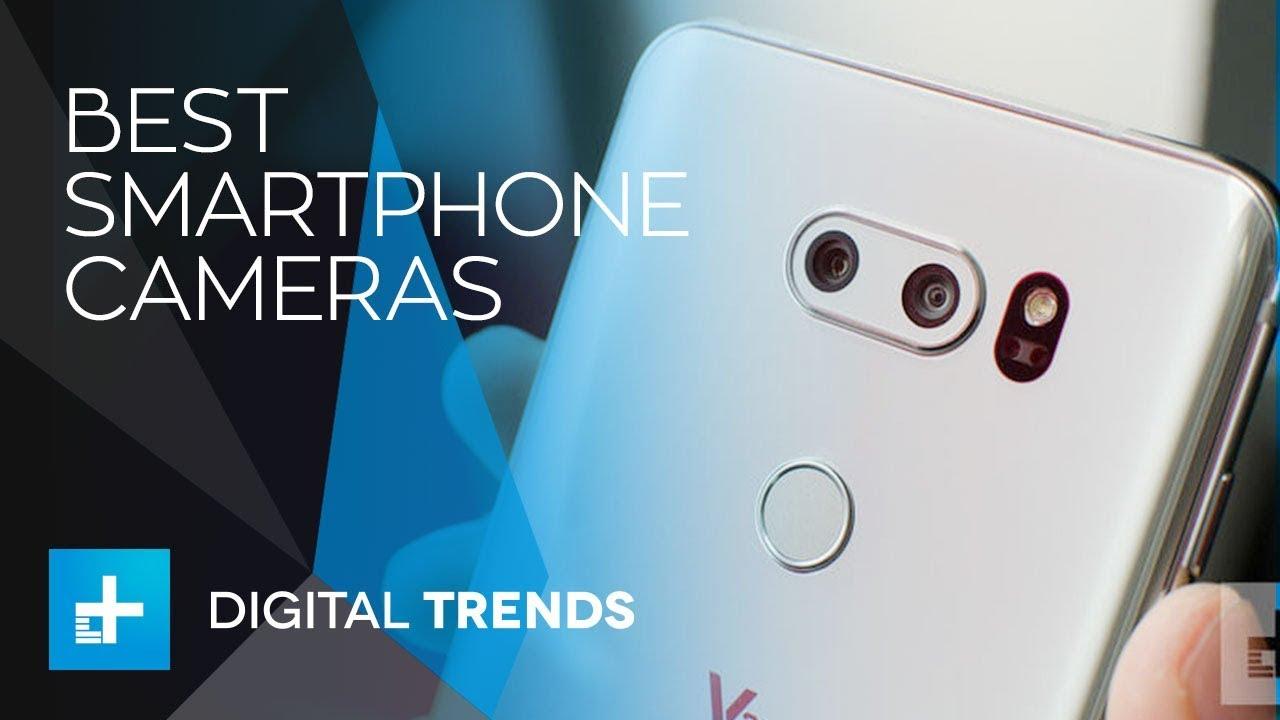 The Best Smartphone Cameras in 2018