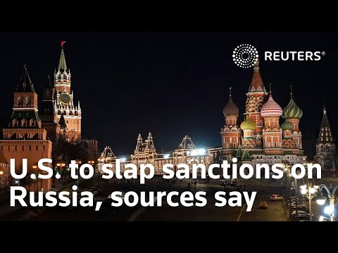 U.S. to slap sanctions on Russia, sources say