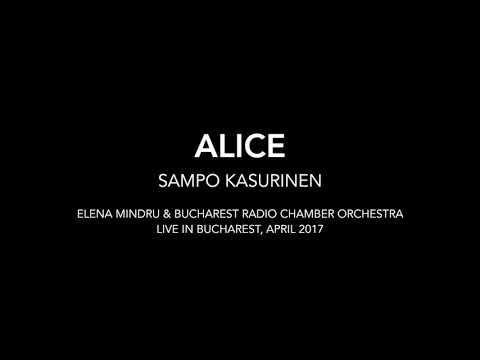 Alice - Elena Mindru & Bucharest Radio Chamber Orchestra