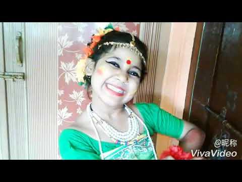Ore bhai phagun legeche dance video by piyasa sanyal