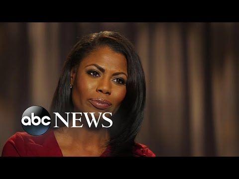 Omarosa on 'Bow Down to President Trump' Comment - YouTube