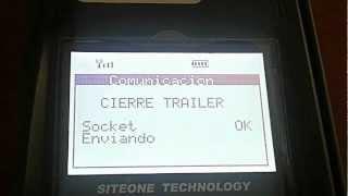 Cierre de Lote (Credicard Venezuela) en POS New8110 GPRS