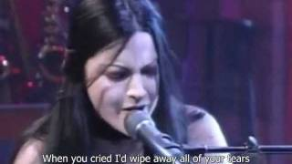 Evanescence - My Immortal (Live) - Video with Lyrics/Subtitles