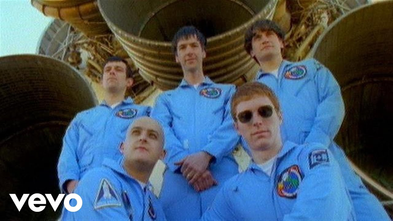 Inspiral Carpets - Saturn 5 - YouTube