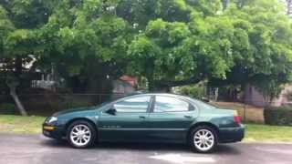 1999 chrysler 300M 300 M - official review