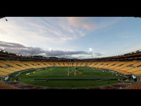 Team Announcement: NZ v The British & Irish Lions (Second Test)