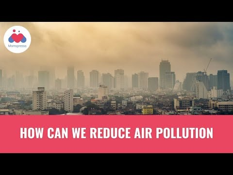 How Can We Reduce Air Pollution?