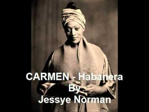 Carmen   Habanera by Jessye Norman