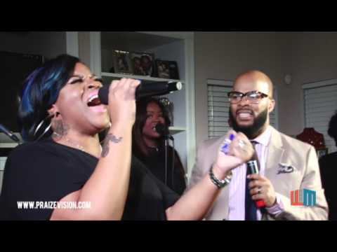 JJ Hairston - Lord You're Mighty Unplugged on 'What's Inside'