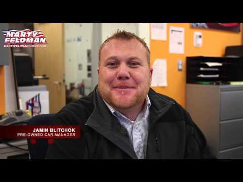 Jamin Blitchok Pre Owned Car Manager