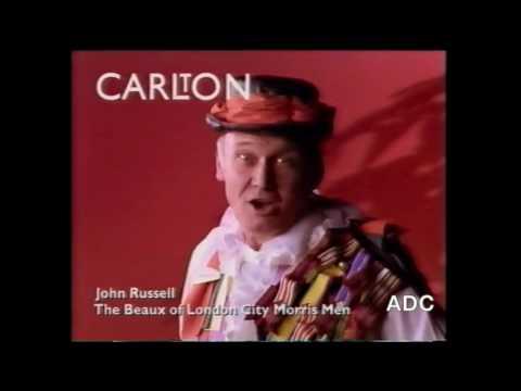 CARLTON Television handover to GMTV 1st January 1993 Announcer Graham Bannerman