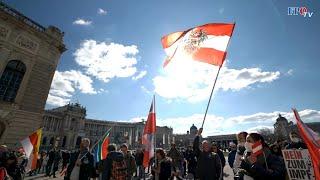 Den Österreichern reicht es: Massiver Widerstand auf allen Ebenen!