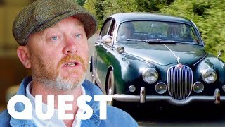 """Too Good To Be True"" Jaguar Mark 2 | Salvage Hunters: Classic Cars"