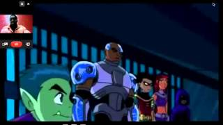 RainbowShyReacts to Teen Titans Season1 episode 1 Divide and Conquer