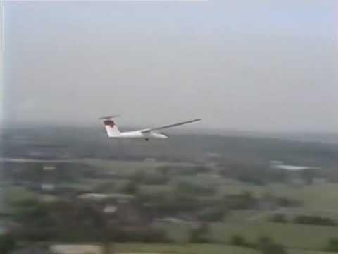 PILATUS B4, Erstflug 1993, Spw. 6 Meter, 22kg mit Handstart! ! !