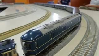 月一会鉄道模型運転会2018年7月(1/2)