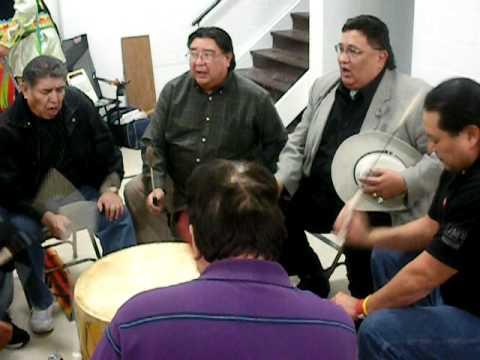 Colorado Intertribal Singers.AVI