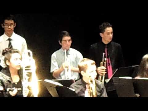 Turlock Junior High School Jazz Band