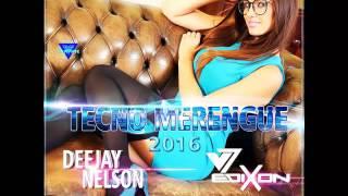Mezcla deTecno Merengue en audio Dj Nelson Otero Vj Edixon