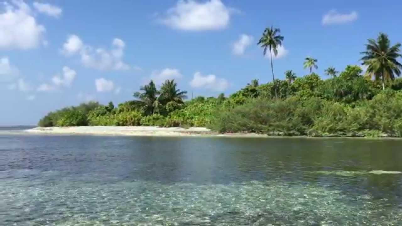 Maladewa yang Rusak karena Perubahan Iklim