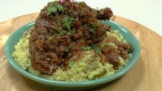 Lemon Chicken With Couscous | Sanjeev Kapoor Khazana