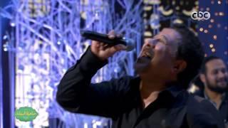 """صاحبة السعادة   اداء مبهر للشاب خالد في غناء """" Aisha - عائشة """""""