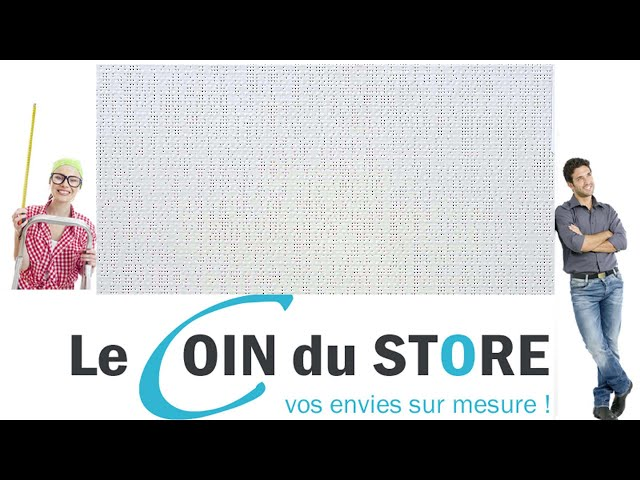 Toile PVC pour pergola et store Soltis Perform 92 Blanc mat 2044 Serge Ferrari