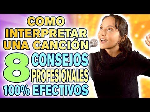 COMO INTERPRETAR UNA CANCIÓN   CECI SUAREZ Clases de Canto