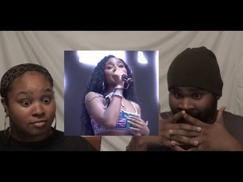NORMANI - LOVE LIES (LIVE) @ LOLLAPALOOZA - REACTION
