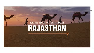Six Lesser Known Facts About Rajasthan   Marriott Bonvoy