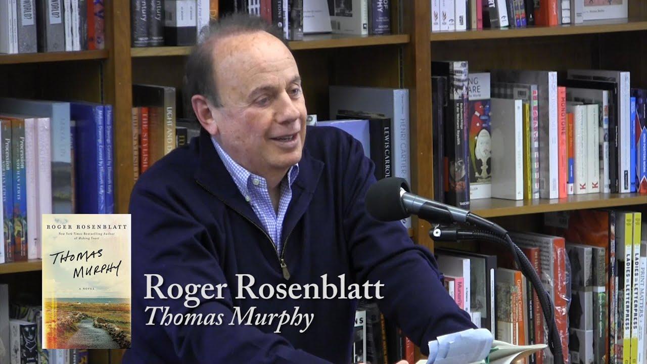 roger rosenblatt thomas murphy roger rosenblatt thomas murphy