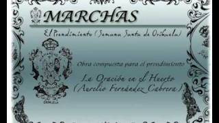 La Oración del Huerto - Aurelio Fernández Cabrera